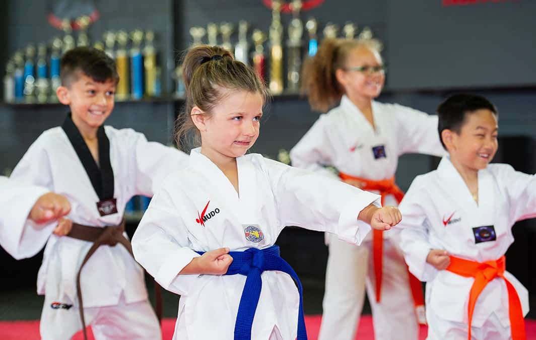 What Is The Best Martial Art For Your Kids?