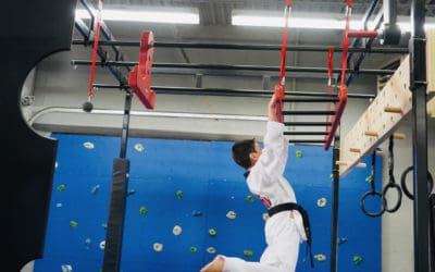 How to Enroll in a Ninja Warrior Obstacle Course for Kids