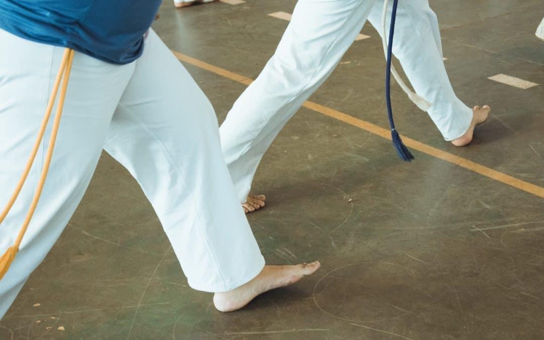 5 amazing benefits of online martial arts classes