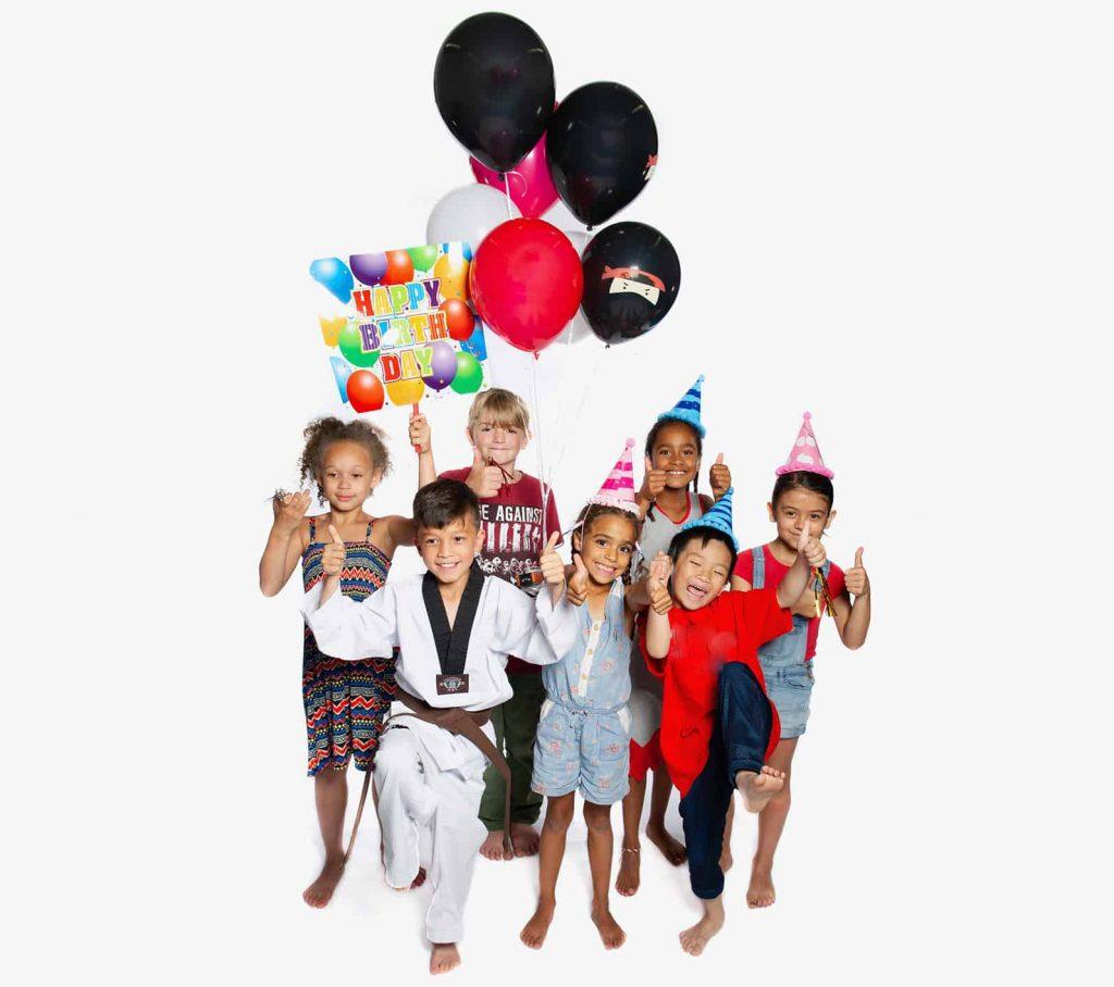Birthday Parties - Dragon Taekwondo