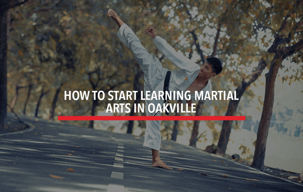 How to learn martial arts in Oakville
