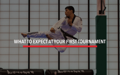 What to Expect at Your First Tournament