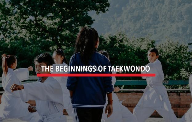 The Beginnings of Taekwondo