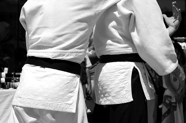 Black Belt in Taekwondo